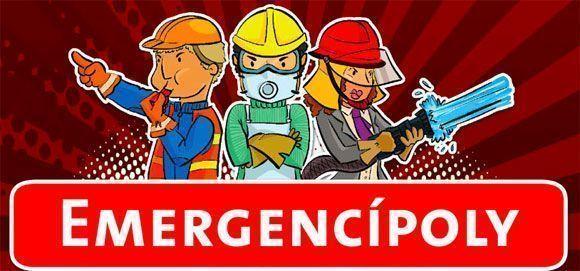 Juego emergencias prevencion emergencipoly henkel