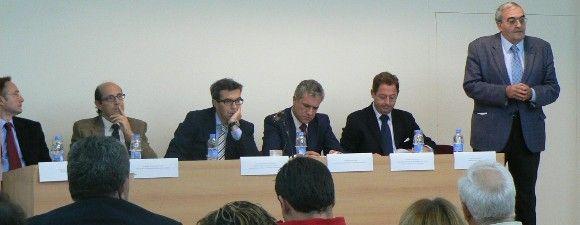 El Director General de Justicia clausuró el curso de peritos judiciales del COTSPRL
