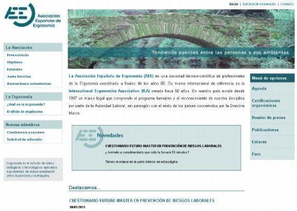 Recursos en Ergonomía: 7 páginas web de Asociaciones de Ergonomía