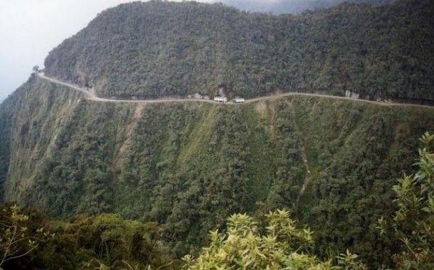 La carretera mas peligrosa del mundo