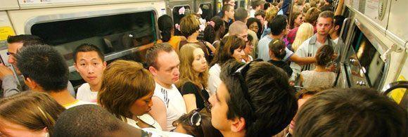 Los desplazamientos al trabajo como factor de estrés base
