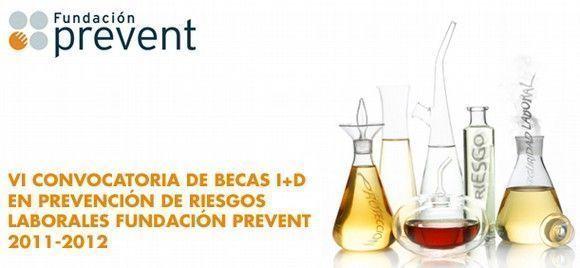 Fundacion Prevent: Becas I+D en Prevención de Riesgos Laborales