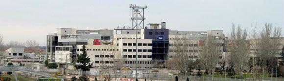 El amianto cierra cuatro estudios de RTVE en Prado del Rey