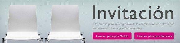 """Jornada: La integración de la coordinación de las actividades empresariales en la gestión preventiva"""""""