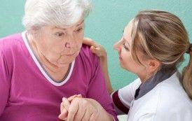 Guía sobre prevención de riesgos laborales en el cuidado a personas con demencia (descarga)