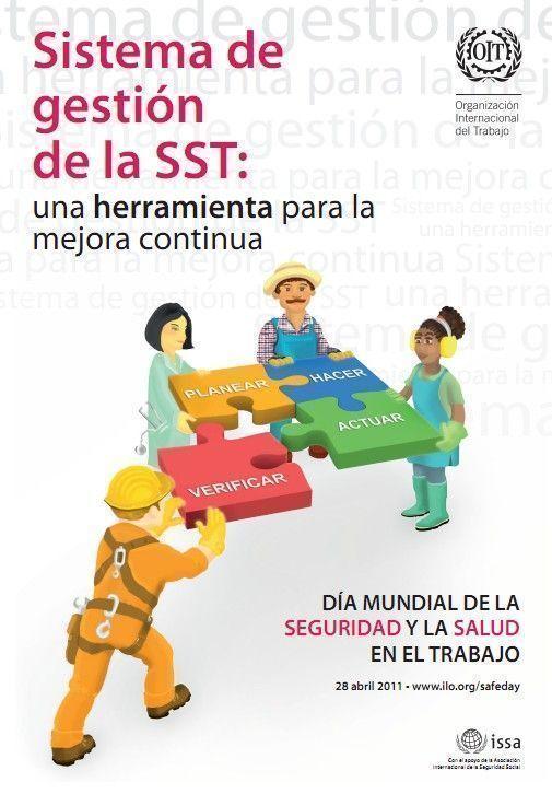 28 de abril: Día Mundial de la Seguridad y Salud en el Trabajo en la OIT
