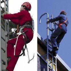 Inspección de Trabajo: Alerta sobre dispositivos de caída deslizantes marca HACA
