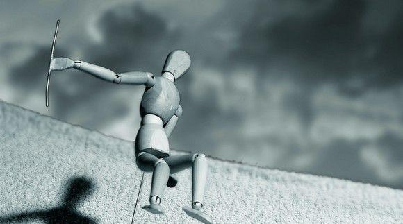 Una alumna de la Universidad de Huelva patenta un equipo de protección contra caídas a distinto nivel