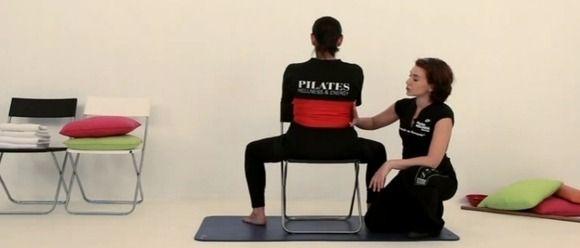 Hostelería: Lesiones musculo esqueléticas  y Pilates - Vídeos