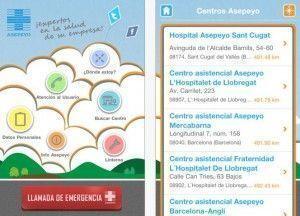 La mutua asepeyo desarrolla una aplicaci n de emergencia for Inss oficina virtual