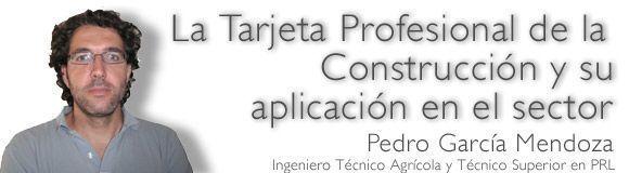 La TPC y su aplicación en el sector de la construcción