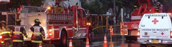 Los trabajadores de los servicios de emergencias no están suficientemente protegidos