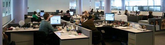Las oficinas compartidas ocasionan mayor absentismo