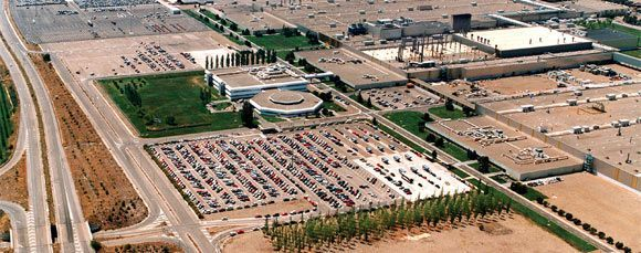 Entrevista a Víctor Alcalde, responsable de prevención de General Motors