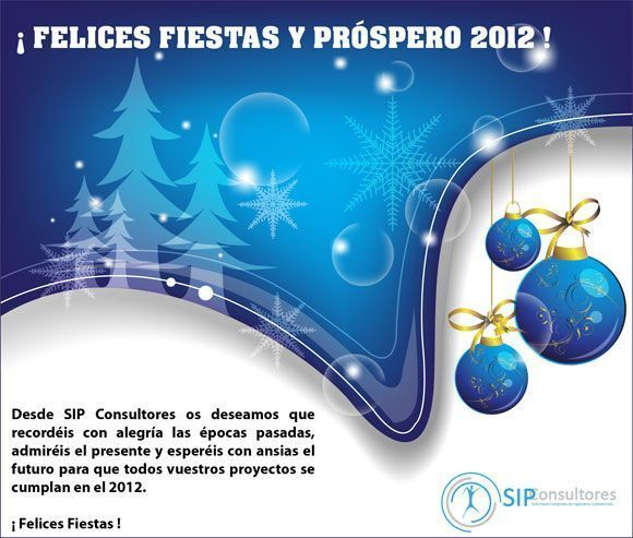 Felicitación de Sip Consultores