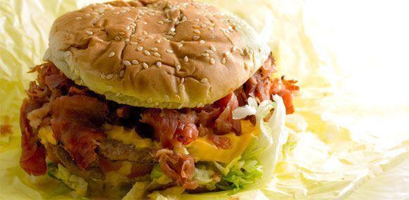 ¿ Es la comida rápida un riego laboral ?