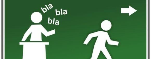 Los errores más comunes al hablar en público