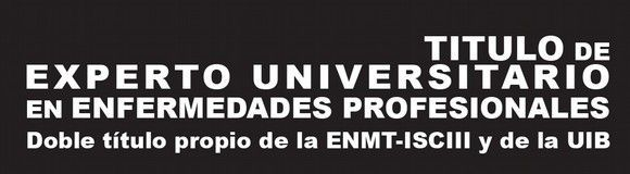 Título de Experto Universitario en Enfermedades Profesionales