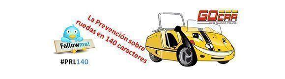 """Ganadora del Concurso: """"La Prevención sobre ruedas en 140 caracteres"""""""