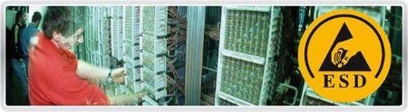 Cargas Electrostáticas en Calzados