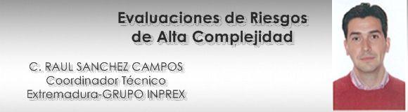 Evaluaciones de Riesgos de Alta Complejidad