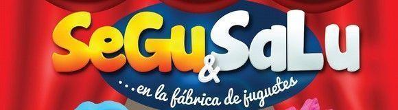 SEGU & SALU en la fábrica de juguetes