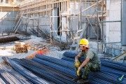 La siniestralidad laboral en el sector de la construcción bajó más de un 7% en 2010