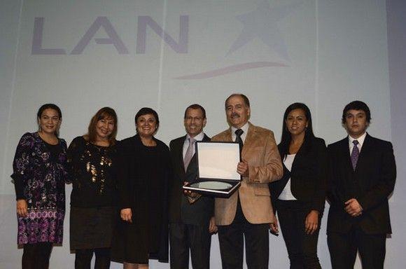 LAN PERÚ Premiada en Seguridad y Salud Ocupacional
