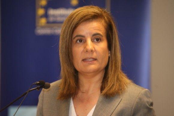 Fátima Báñez destaca que la prevención de riesgos laborales ha sido y es una preocupación constante
