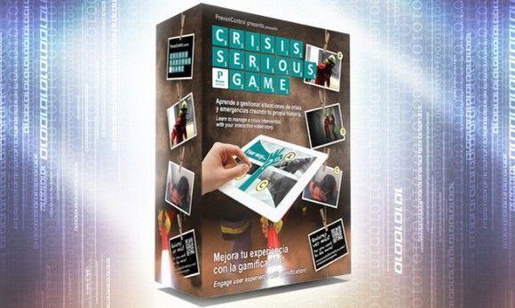 Crisis Serious Game: Aprende a gestionar situaciones de crisis y emergencias creando tu propia historia