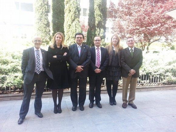 El Consejo General de Profesionales de Seguridad y Salud en el Trabajo se ha reunido con la Directora General de Trabajo de la Comunidad de Madrid y con la Fundación Borredá