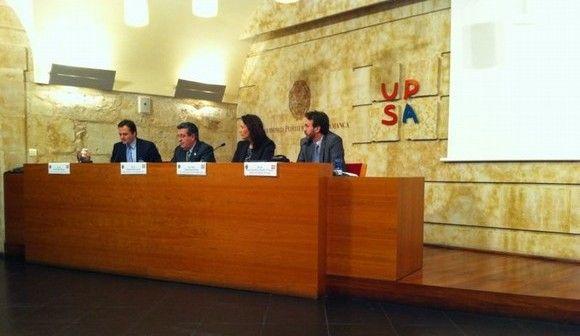 La Asociación Profesional de Técnicos de Seguridad Laboral de Castilla y León ha distinguido con el Premio Nacional Asfáleya a la Universidad Pontificia de Salamanca