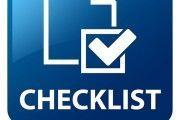 El checklist definitivo para no olvidarte de nada cuando acudes a una presentación