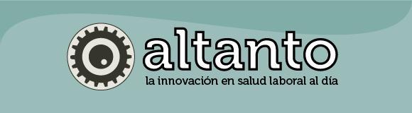 Altanto: Una iniciativa para estar al día en salud laboral