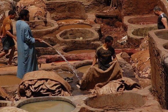 La superación de los riesgos relacionados con el trabajo en África
