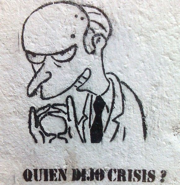 Más crisis, más riesgos