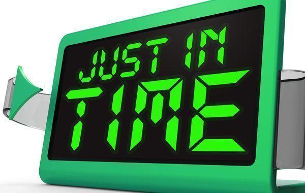 ¿Qué es el Just-in-Time?