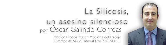 La Silicosis, un asesino silencioso