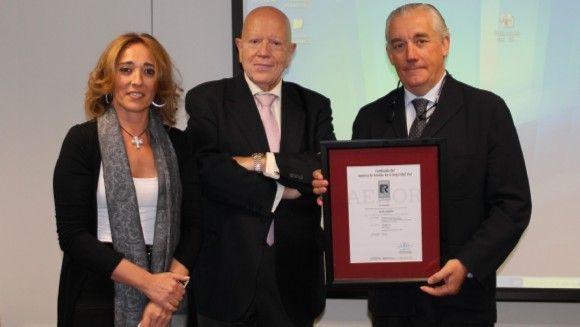 ALSA, primera empresa con certificado AENOR de Gestión de la Seguridad Vial