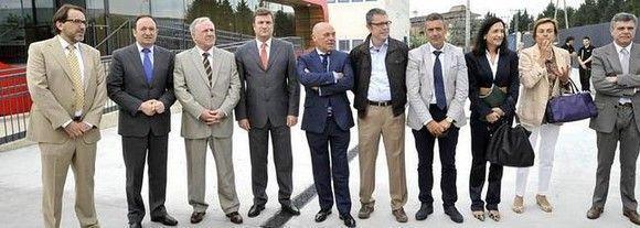 La Rioja abre un centro pionero en formación de riesgos de construcción