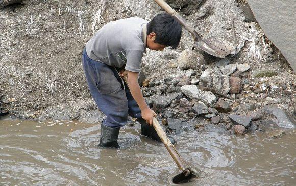 Día Mundial contra en trabajo infantil