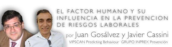 El factor humano y su influencia en la prevención de riesgos laborales