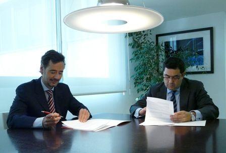 """ISSCO firma un convenio con la Fundación Laboral de la Construcción para """"mejorar la formación de sus profesionales"""""""