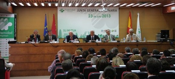 FRATERNIDAD MUPRESPA alcanza 77.2 millones de excedentes en su cuenta de gestión 2012 y consolida el tercer puesto