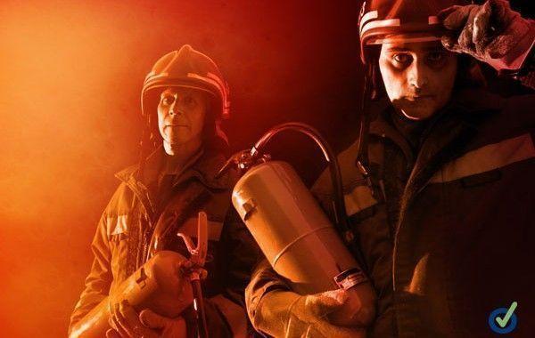Tecnalia presenta el traje de bombero del futuro