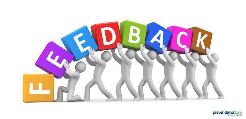 Cómo dar un buen feedback   Prevencionar