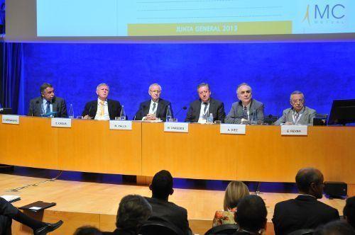 MC MUTUAL obtiene un resultado positivo de 115,5 millones de euros y consigue reducir la siniestralidad laboral en cerca de un 13%