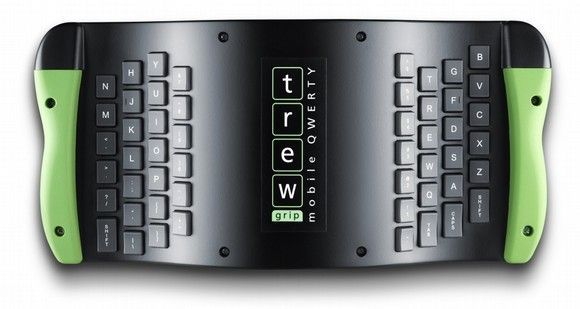 Revolución ergonómica, el teclado se da la vuelta