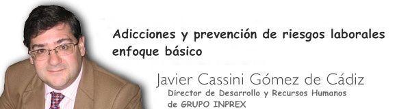 Adicciones y prevención de riesgos laborales: enfoque básico
