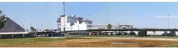 UBE logra el récord de 845 días sin accidentes con baja
